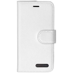 COMMANDER BOOK CASE ELITE für Samsung Galaxy A71 - Cross White