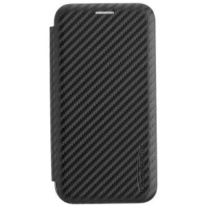 COMMANDER SmartCase NOBLESSE Carbon Style für Apple iPhone 11 - Black