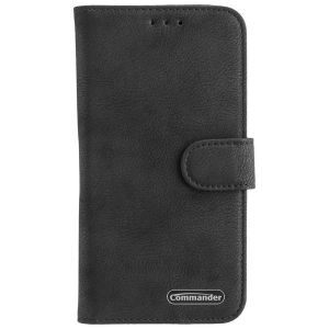 COMMANDER Book Case ELITE für Samsung Galaxy Note 20 - Black