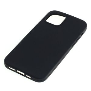 OTB TPU Case kompatibel zu Apple iPhone 12 Max schwarz