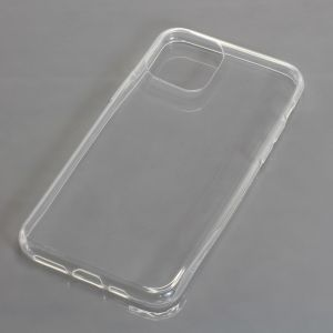 OTB TPU Case kompatibel zu Apple iPhone 2019 5.8 (XI) voll transparent