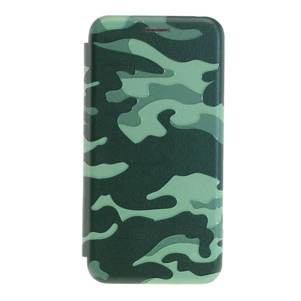 Commander Book Case CURVE - Camouflage