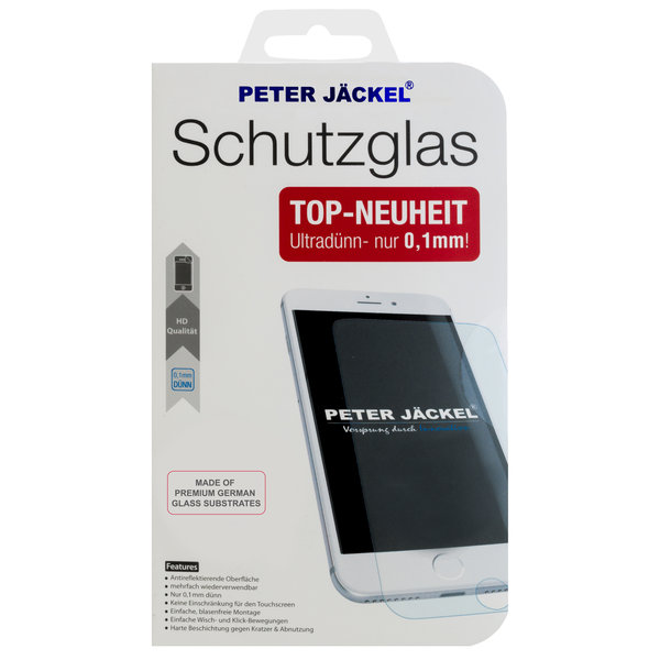 PETER JÄCKEL HD SCHOTT Glass 0.1 mm für Samsung Galaxy A41