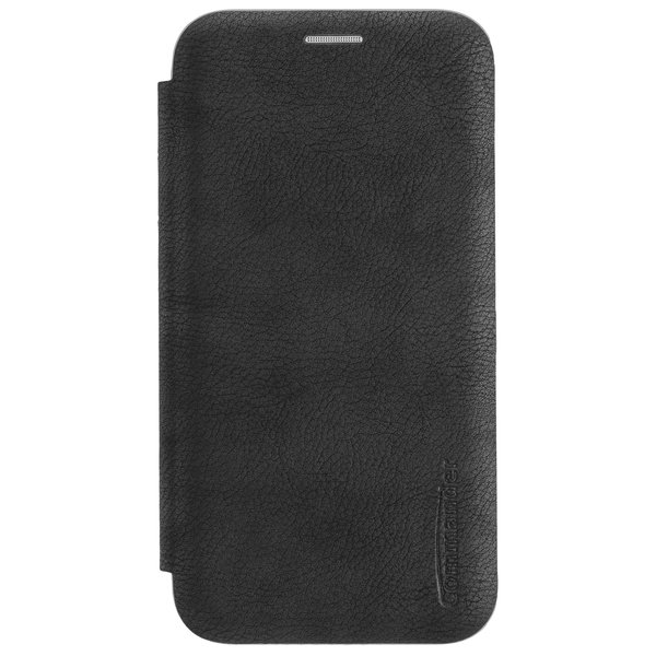 COMMANDER SmartCase NOBLESSE für Apple iPhone 12 / 12 Pro - Black
